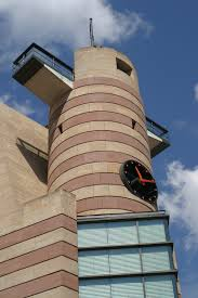 architecture building design. One Of The Quirkiest Buildings In City, 1 Poultry Features A Boat-shaped Facade And Clock Face. Postmodern Structure Was Conceived By Architect Architecture Building Design R