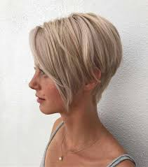 Layered Short Haircuts For Women With Fine Hair 2019