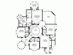 Home  Floor Plans on Pinterest   Floor Plans  House plans and BedroomsEplans Victorian House Plan   Traditional Victorian Facade   Modern Amenities   Square Feet and