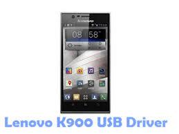 Download Lenovo K900 USB Driver