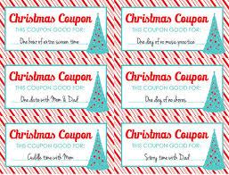 free printable christmas gift certificate templates printable christmas voucher templates download them or print