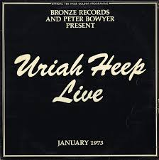 Uriah Heep - <b>Uriah Heep Live</b> (1973, Vinyl) | Discogs