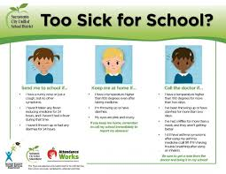 Flu Doctors Note Together We Can Beat The Flu Sacramento City Unified School District