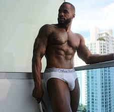 Nude black dudes naked men