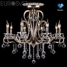 Купить <b>люстру</b> Eurosvet (Россия) 12505/8 античная бронза strotskis.