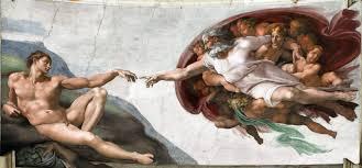 artistic breakdown michelangelo painting the sistine chapel artists network