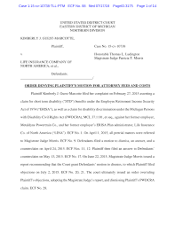 UNITED STATES DISTRICT COURT EASTERN DISTRICT OF MICHIGAN NORTHERN DIVISION  KIMBERLY J. GUEST-MARCOTTE, Plaintiff, Case No. 1