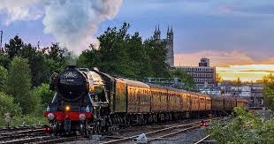 flying scotsman timetable in devon as engine pes through again plymouth live