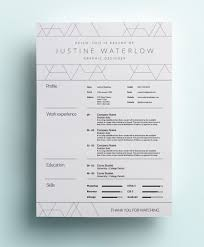well designed resumes cipanewsletter 26 best graphic design resume tips examples well designed