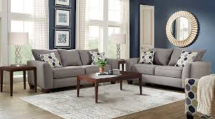 Gray Living Room Best Decorating Design