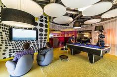 the google office.  Google Google Headquarters Dublin By Camenzind Evolution Talk About A Break Room And The Office