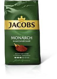 Купить <b>Кофе молотый JACOBS MONARCH</b> Classic, 230грамм ...