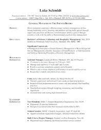 Resume For Kitchen Staff Sample Sample Cover Letter For Chef Cook