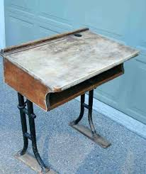 Wooden school desk and chair 1800s Vintage Wooden School Desk Antique School Desk For Sale Old Wooden School Desks For Sale Vintage Vintage Wooden School Desk House Ideas Collection Vintage Wooden School Desk Old Wooden School Desks For Sale