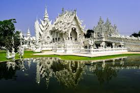 The White Temple Wat Rong Khun