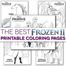 Like i said before, now that my kids are getting a little older, i'm having to pay special attention to what those little ones are into! Free Frozen 2 Coloring Pages Print Them All Now