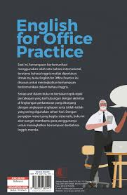pictures for office. English For Office Practice Cover Belakang Pictures