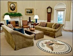 oval office rug. File This Under Things That Would Likely Not Have Been An Issue Before The Internet. While President Obama Was On Vacation Oval Office Got A (very Rug L