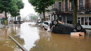 الفيضانات تجتاح بلجيكا وألمانيا.. وحصيلة القتلى تتجاوز الـ90 - CNN Arabic