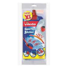 <b>Сменная насадка для швабры</b> Vileda Вишмоп 3 Action — купить в ...
