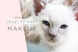 ultimate guide to free vegan makeup brands 2017