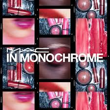 m a c in monochrome