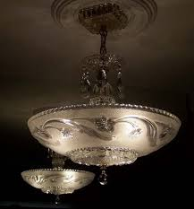 these are especially designed for modern homes with clean cut furniture and can never be passed off as old antique chandeliers are ornate pieces with