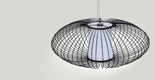 cage lighting. cage a pendant light in black lighting n
