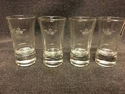 ski shot glasses set of 4 vodka tall boot uk
