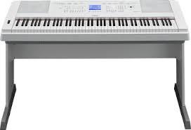 yamaha 88 key digital piano. yamaha - dgx-660 88-key graded hammer action digital piano 88 key ]