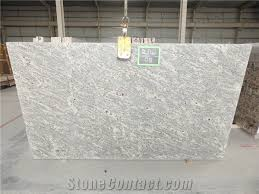 new kashmir white granite countertop