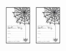 How To Make Printable Invitations 021 Template Ideas Halloween Party Invites Templates
