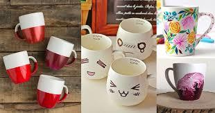 13 diy coffee mug gift ideas