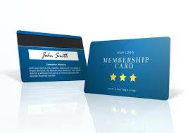 Membership Card Template Apvat Info