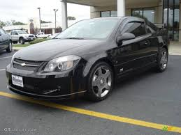 2006 Black Chevrolet Cobalt SS Supercharged Coupe #18228106 ...