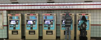 Ventra Vending Machines Best CTA HowTo Guide Buying Fares Tickets CTA