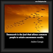 Motivational Quotes For Teamwork Extraordinary TeamWork Quotes Image TheQuotesNet Motivational Quotes
