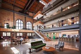 office space architecture. Gorgeous Renovation Turns Old Steam Factory Into Modern Office Space Architecture I