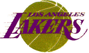 Los Angeles Lakers Primary Logo - National Basketball Association ...