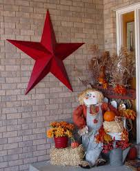 metal tin barn star amish barn stars