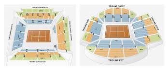 Philippe Chatrier Seating Chart 10 Ageless Court Suzanne Lenglen Seating Chart