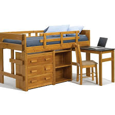 charleston storage loft bed with desk reviews