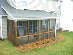 covered deck cost cost to build screened porch on existing deck covered patio designs how to covered deck cost building