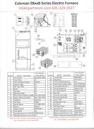 ebb coleman electric furnace parts hvacpartstore click here to view a manual wiring diagrams