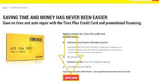 tires plus credit card bill payment login
