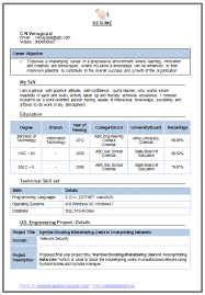 over 10000 cv and resume samples with free download information dot net resume sample