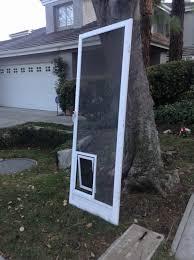 home depot dog doors for sliding glass doors elegant screen door doggie door creative home decoration