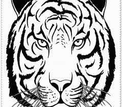 Small Picture be my neighbor day wucf 2017 bengal tiger coloring page