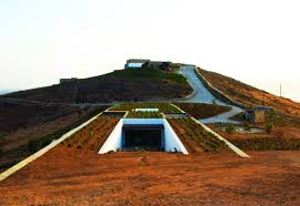 Aloni Underground House by Deca Architecture