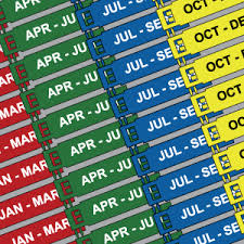 Electrical Tagging Colour Chart Wa Rgby Quarterly Inspection System Jtagz